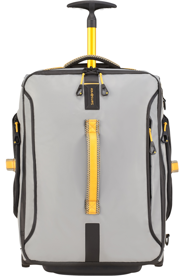 Samsonite Paradiver Light Duffle with wheels 55cm  Grey/Yellow