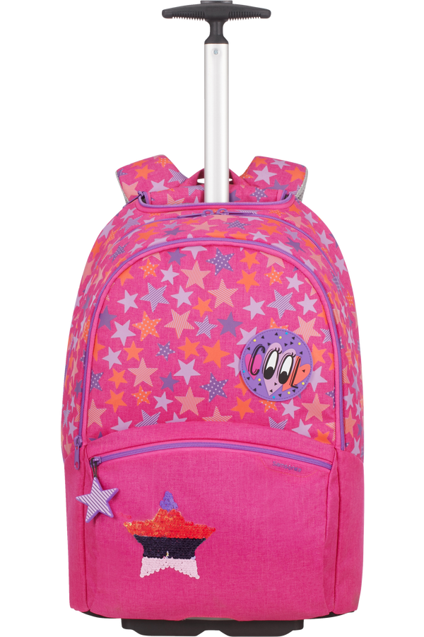 Samsonite Color Funtime Backpac/Wh  Stars Forever