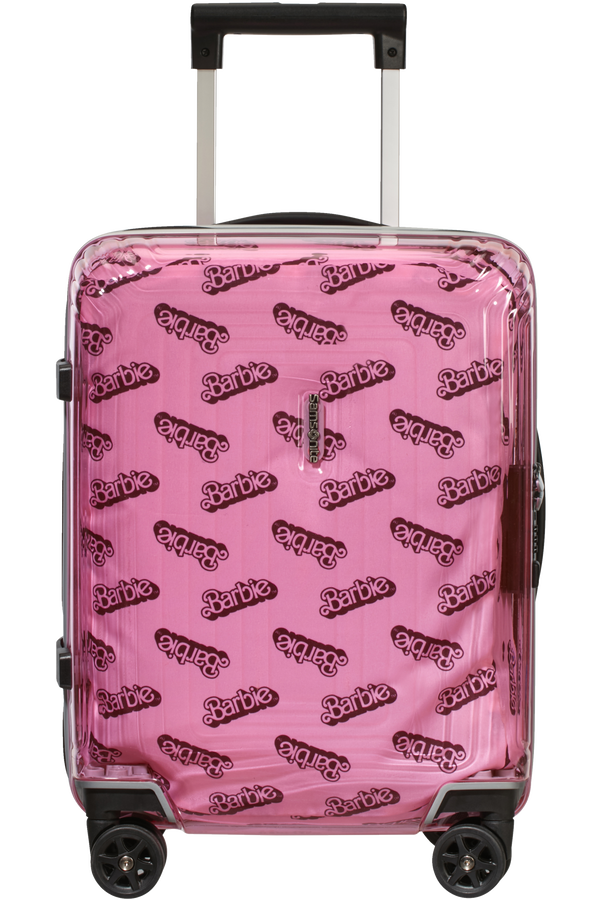Samsonite Neopulse Barbie Spinner Barbie 45cm Barbie Transparent Pink