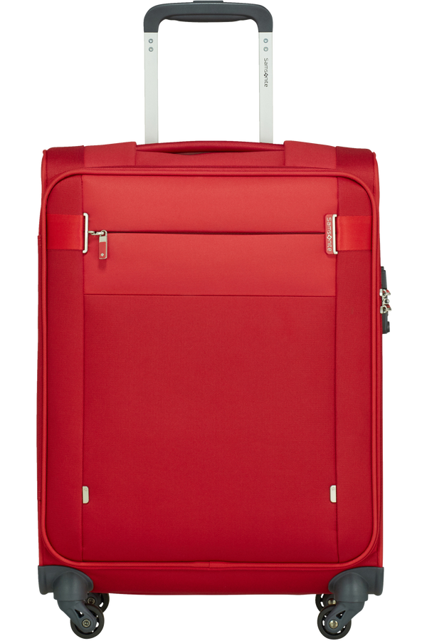 Samsonite Citybeat Spinner Length 40cm 55cm  Red