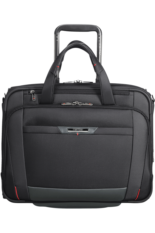 Samsonite Pro-Dlx 5 Business Case WH Expandable  39.6cm/15.6inch Black