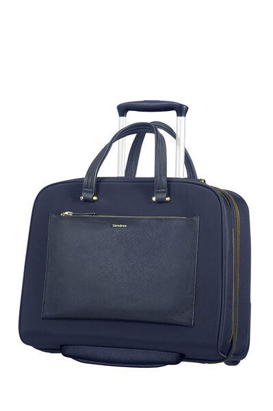 Zalia Rolling laptop bag