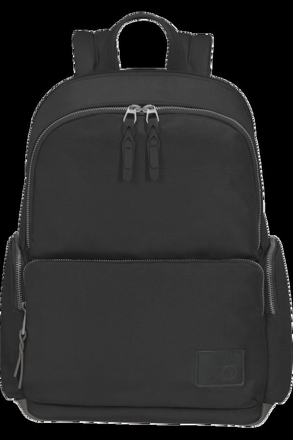 Samsonite Yourban Backpack 3 Pkt  Black