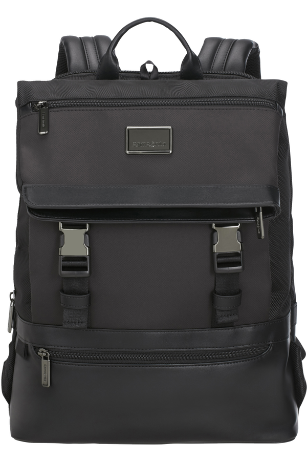 Samsonite Waymore Laptop Backpack Flap Slim  15.6inch Black