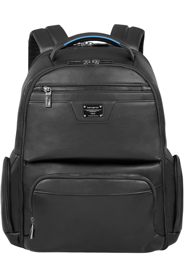 Samsonite Zenith Dlx Laptop Backpack  15.6inch Black
