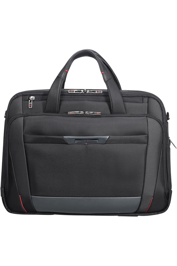 Samsonite Pro-Dlx 5 Laptop Bailhandle Expandable  43.9cm/17.3inch Black