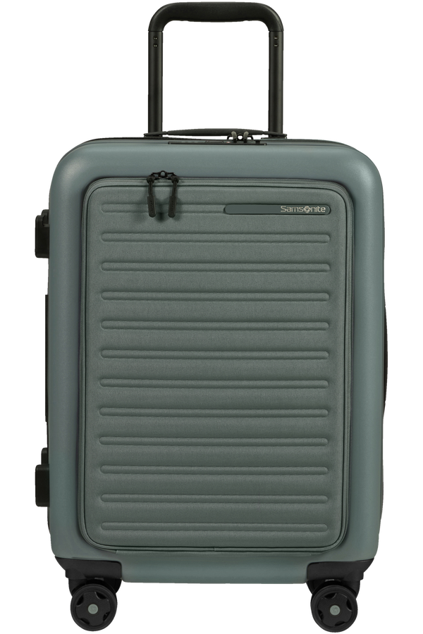 Samsonite Stackd Spinner Expandable Easy Access 55cm  Forest