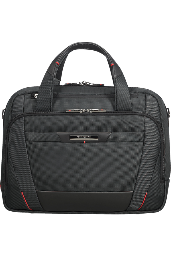 Samsonite Pro-Dlx 5 Laptop Bailhandle  35.8cm/14.1inch Black