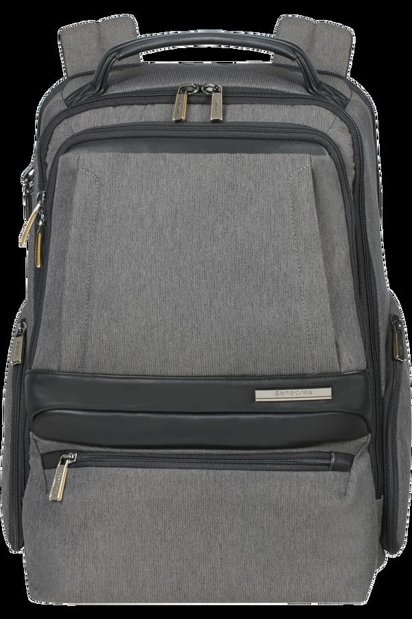 Samsonite Checkmate Laptop Backpack Double 15.6'  Grey