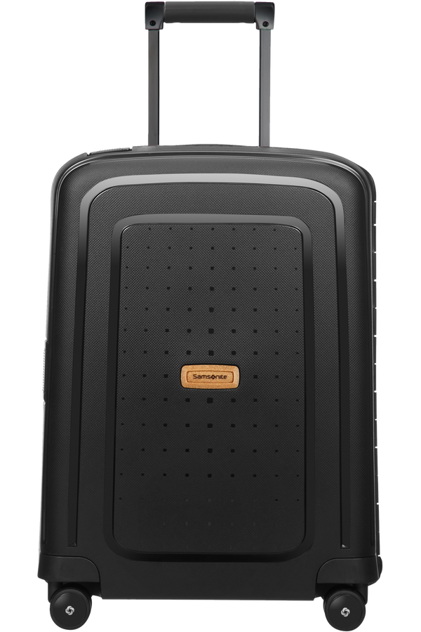 Samsonite S'cure Eco Spinner 55cm  Eco Black
