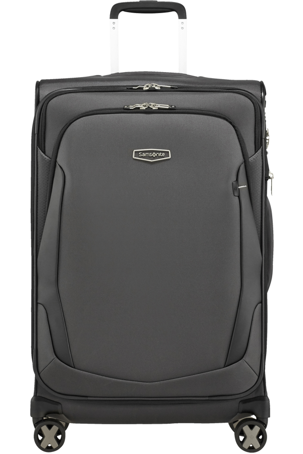 Samsonite X'blade 4.0 Spinner Expandable 71cm  Grey/Black