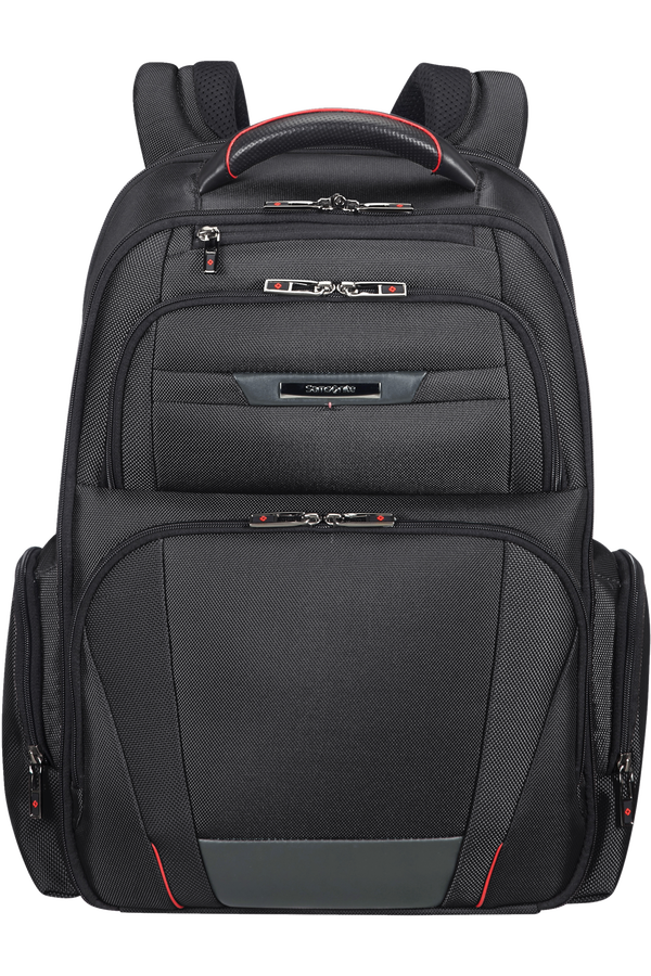 Samsonite Pro-Dlx 5 Laptop Backpack 3V Expandable  43.9cm/17.3inch Black