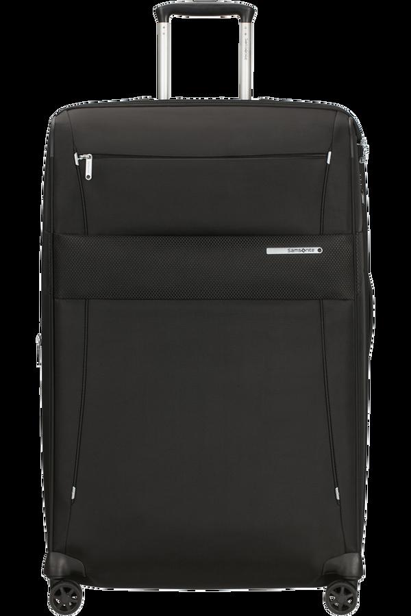 Samsonite Duopack Spinner Exp 2 Frame 78cm  Black