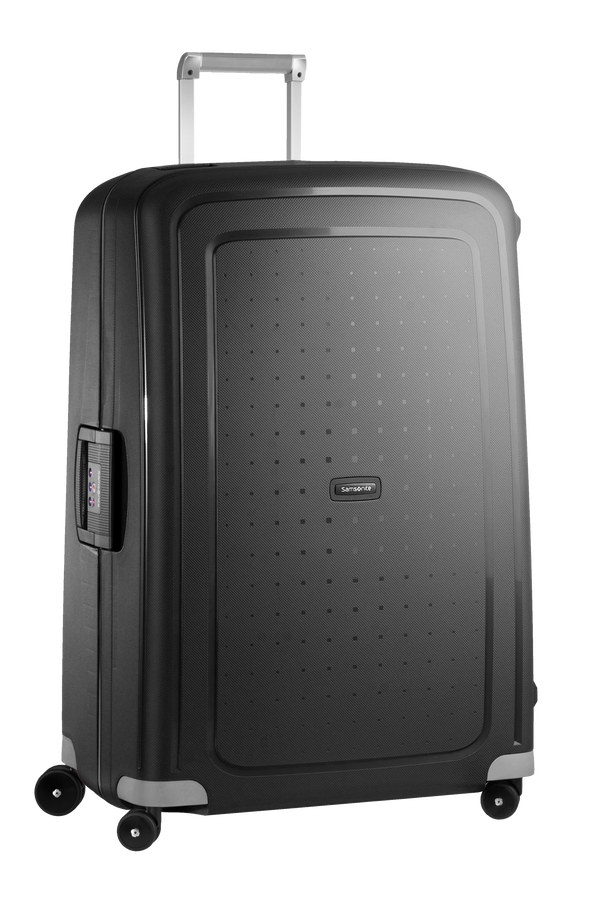 Samsonite S'Cure Spinner 81cm Black