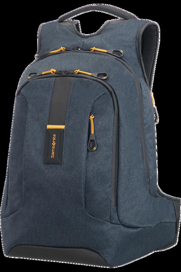 Samsonite Paradiver Light Laptop Backpack L Plus 39.6cm/15.6inch Jeans Blue