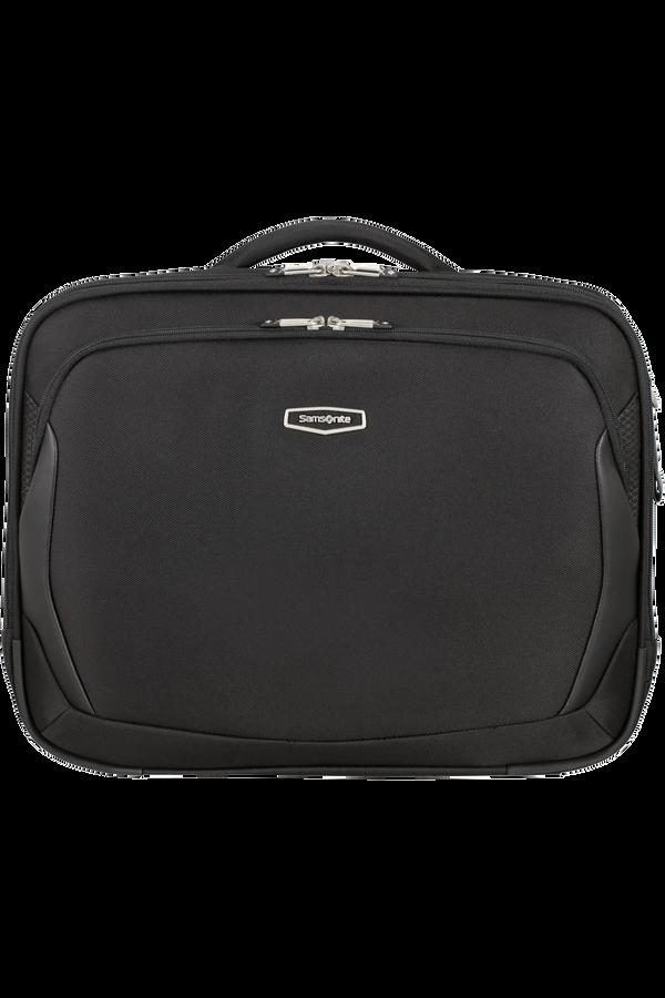 Samsonite X'blade 4.0 Laptop Shoulder Bag  Black
