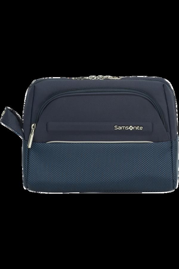 Samsonite B-Lite Icon Toilet Kit  Dark Blue