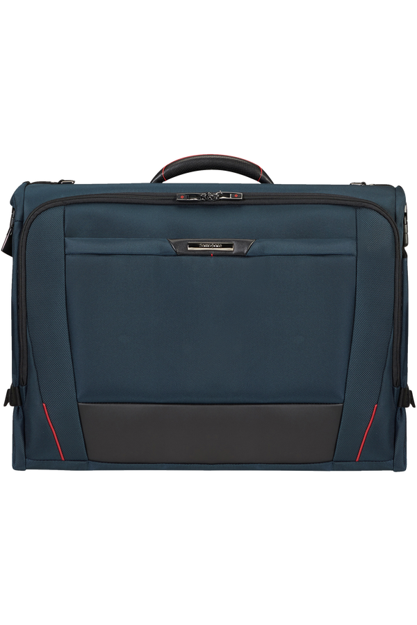 Samsonite Pro-Dlx 5 TRI-fOLD Garment Bag  Oxford Blue