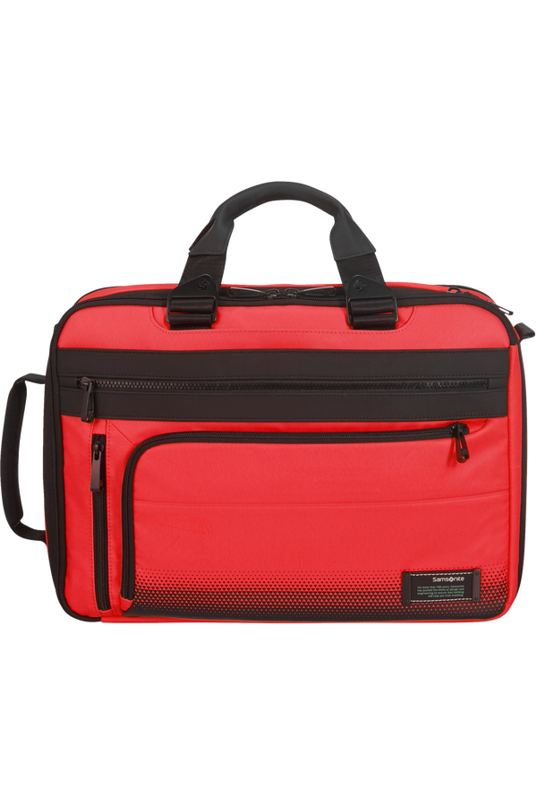 Samsonite Cityvibe 2.0 3 Way Business Case Exp.  15.6inch Lava Red