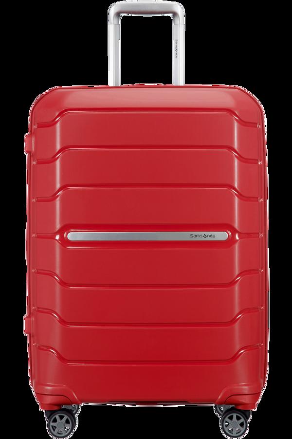 Samsonite Flux Spinner Expandable 68cm  Red