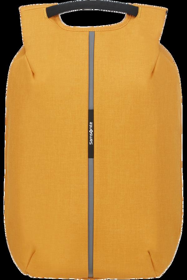 Samsonite Securipak Laptop Backpack 15.6'  Sunset Yellow