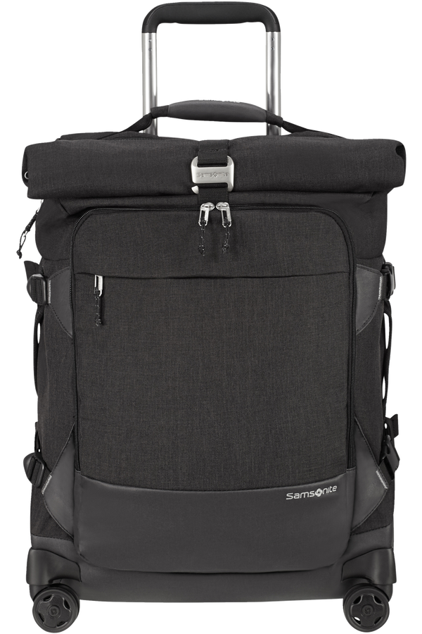 Samsonite Ziproll Spinner Duffle 55/20  Black
