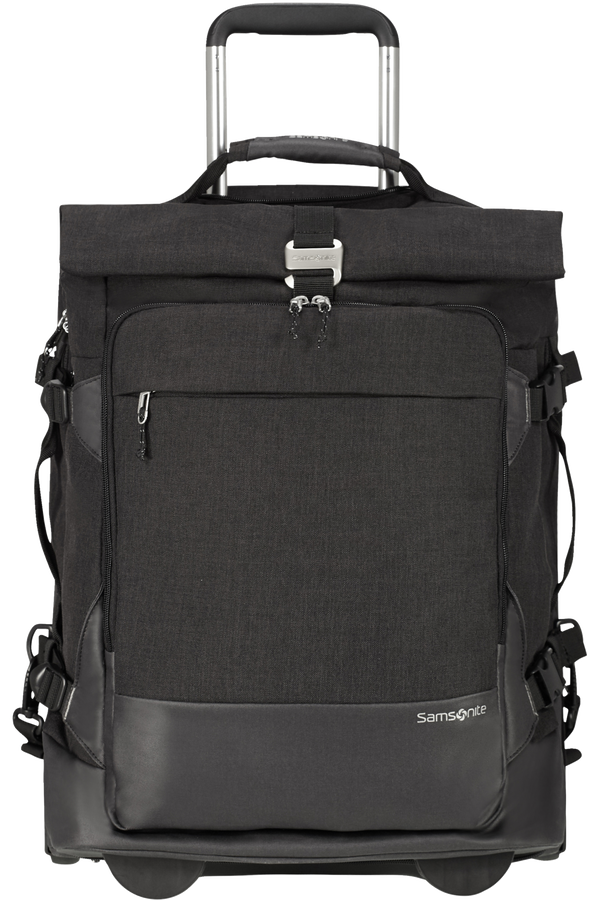 Samsonite Ziproll Duffle/Wh 55/20 Backpack  Black