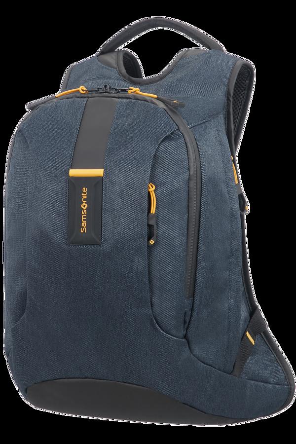 Samsonite Paradiver Light Backpack M Jeans Blue