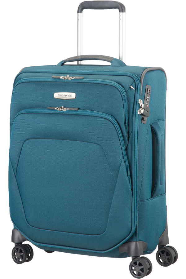 Samsonite Spark SNG Spinner 55cm Length 40cm Petrol Blue