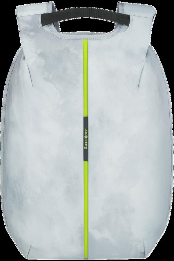 Samsonite Securipak Laptop Backpack 15.6'  Grey/Lime
