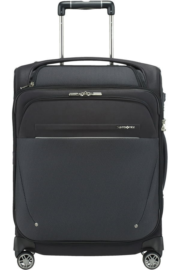 Samsonite B-Lite Icon Spinner Exp. Toppocket 55cm  Black