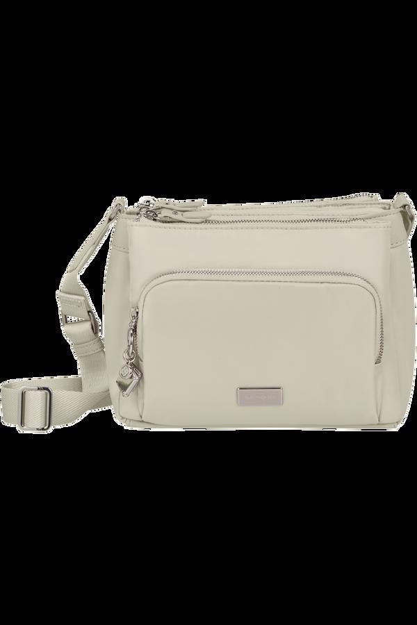 Samsonite Karissa 2.0 Travel Shoulder Bag  Diamond White