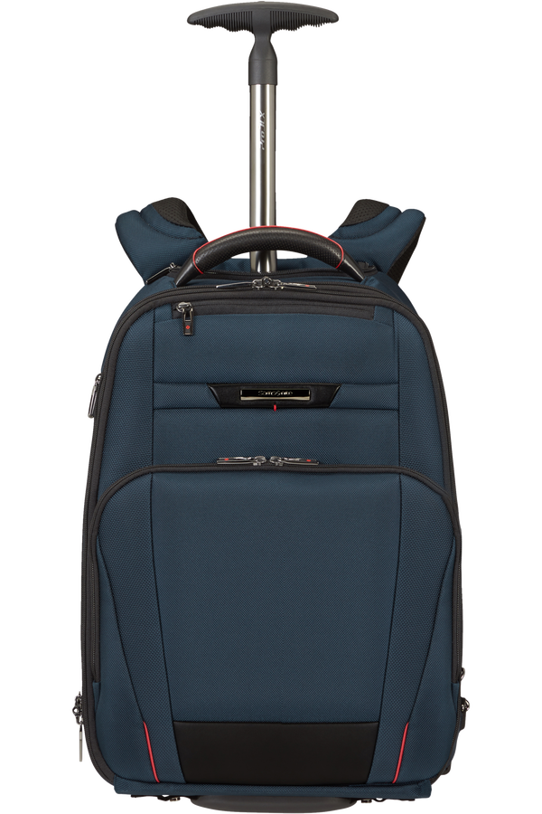 Samsonite Pro-Dlx 5 Laptop Backpack with Wheels 17.3'  Oxford Blue