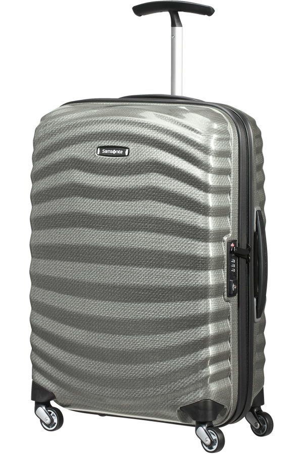 Samsonite Lite-Shock Spinner 55cm  Metallic Green