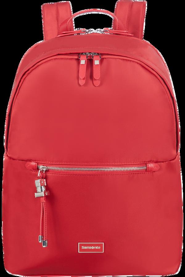Samsonite Karissa Biz Round Backpack  35.8cm/14.1inch Formula Red