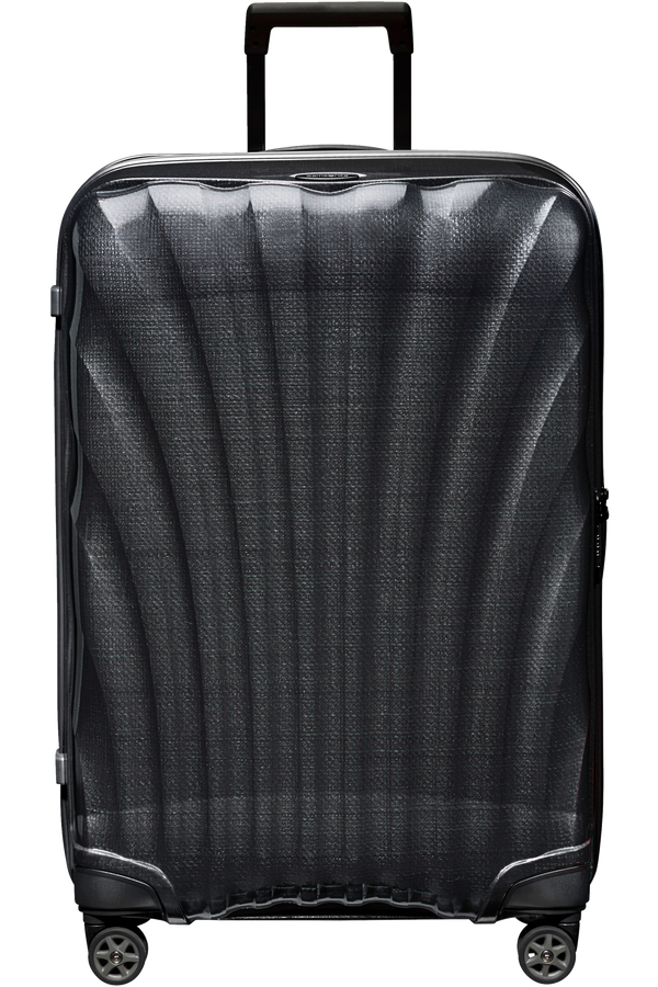 Samsonite C-Lite Spinner 75cm  Black