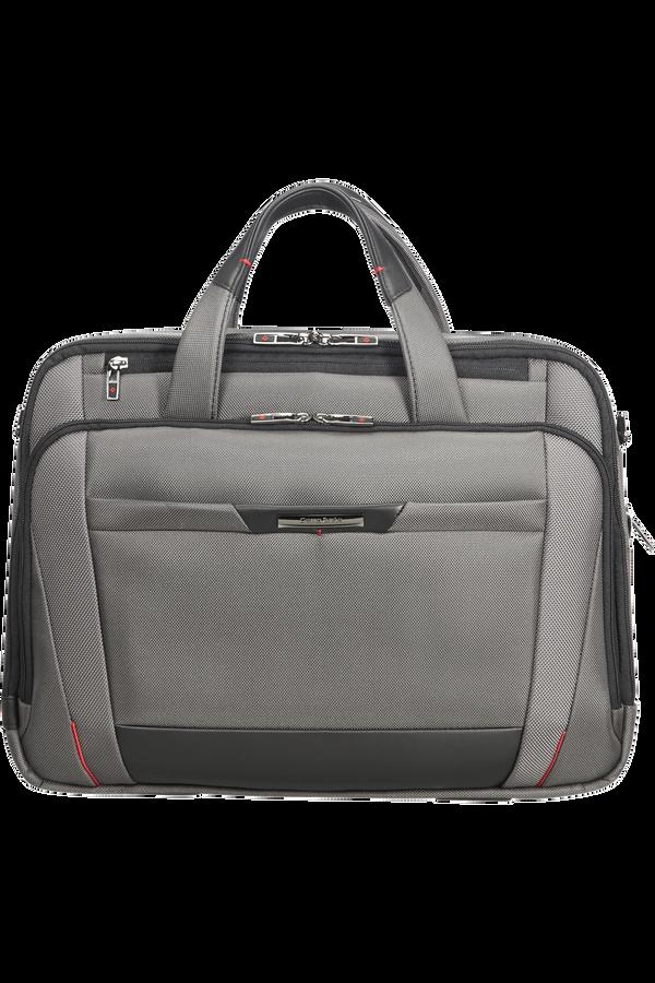 Samsonite Pro-Dlx 5 Laptop Bailhandle Expandable  43.9cm/17.3inch Magnetic Grey
