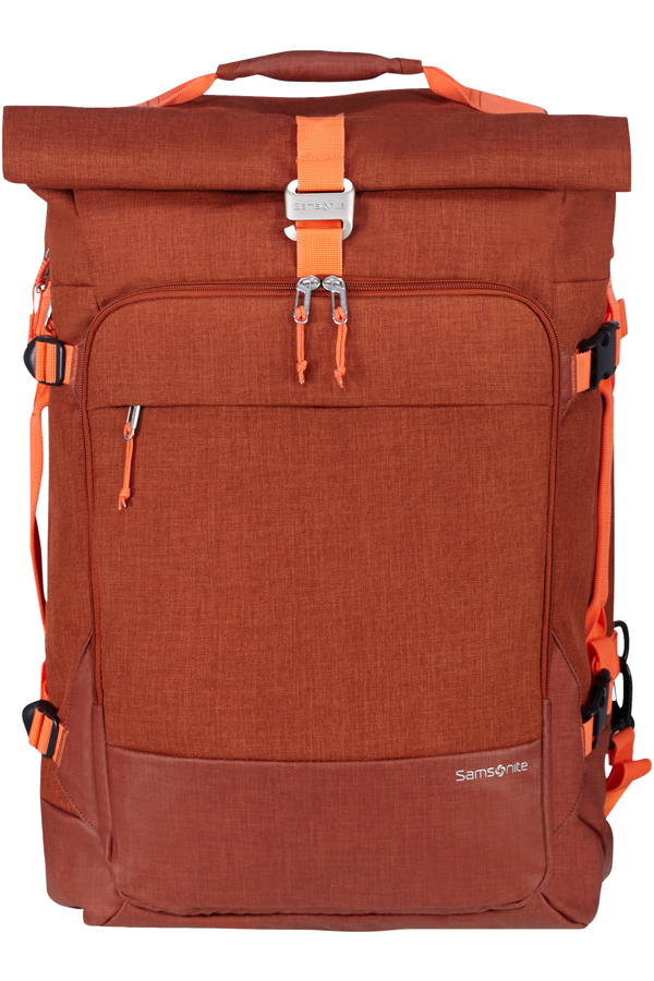 Samsonite Ziproll Duf.55/22 3-Way Boardcase  Burnt Orange