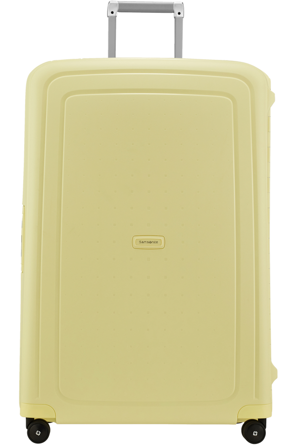 Samsonite S'Cure Spinner 81cm  Pastel Yellow Stripes