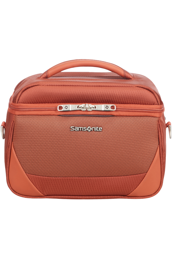 Samsonite Dynamore Beauty Case  Burnt Orange