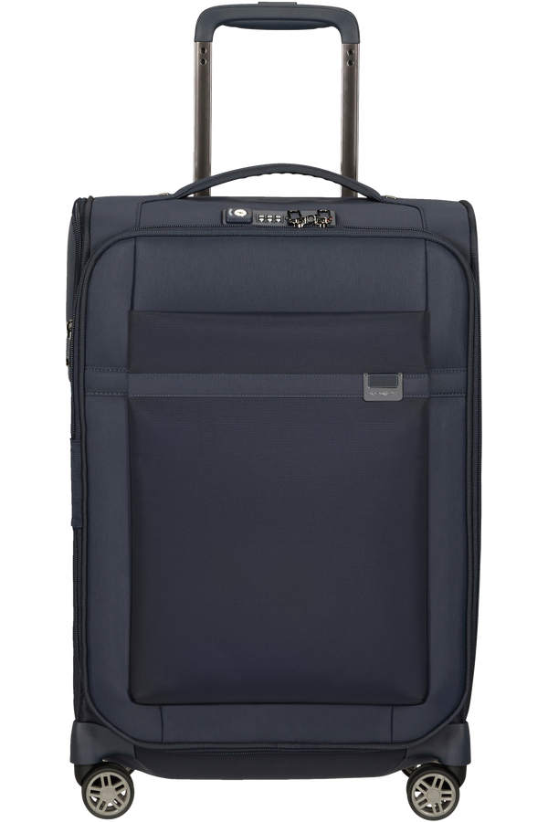 Samsonite Airea Spinner Expandable 35cm 55cm  Dark Blue