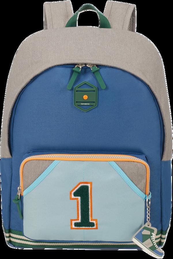 Samsonite Sam School Spirit Backpack L  N.1 Varsity Grey