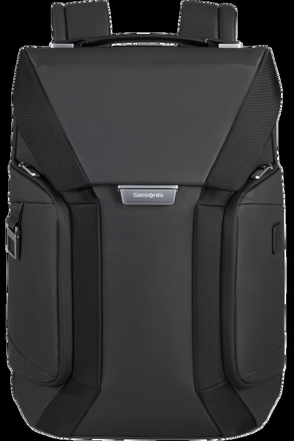 Samsonite Alu Biz Laptop Backpack Flap  15.6inch Black