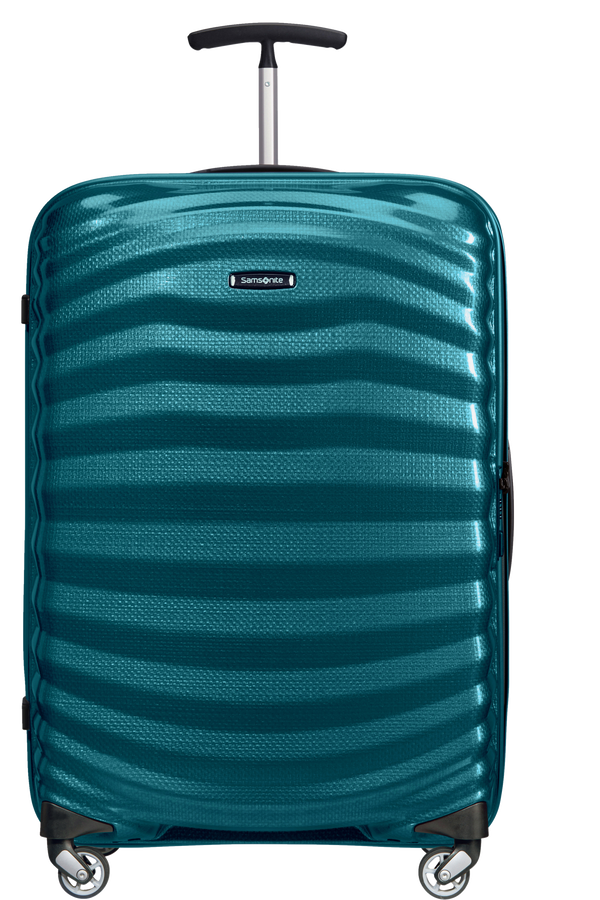 Samsonite Lite-Shock Spinner 69cm Petrol Blue