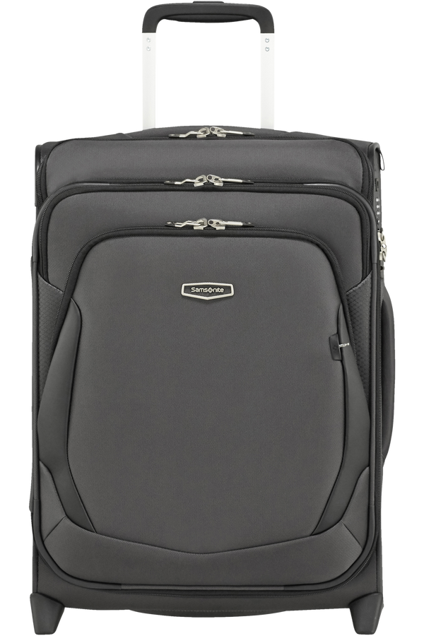 Samsonite X'blade 4.0 Upright Strict Toppocket 55cm  Grey/Black