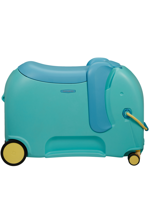 Samsonite Dream Rider Deluxe Ride-On Spinner Elephant  Elephant Blue