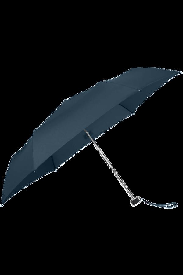 Samsonite Rain Pro 3 Sect.Ultra Mini Flat  Deep Grey Blue