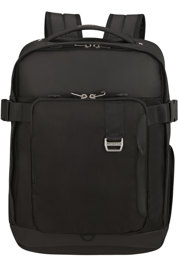 Samsonite Midtown Laptop Backpack Expandable L 15.6inch Black