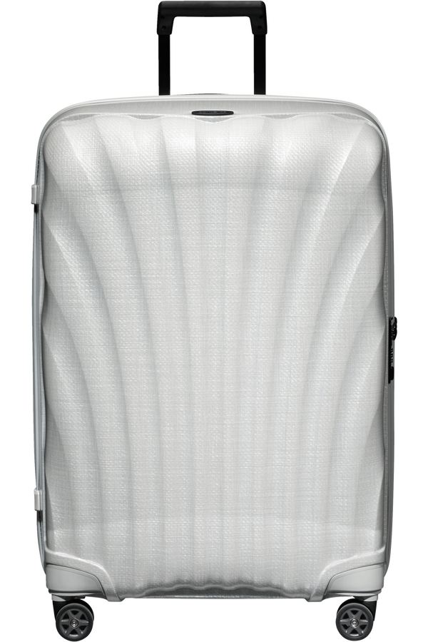 Samsonite C-Lite Spinner 75cm  Off White