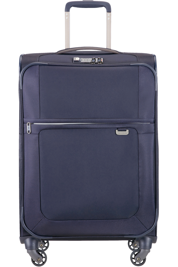 Samsonite Uplite Spinner Expandable 67cm Blue